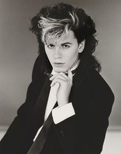 """lilyhatesjazzhands: """" Favorite photos of John Taylor: Because hot prom date. Great Bands, Cool Bands, Nigel John Taylor, Happy Birthday John, Nick Rhodes, Simon Le Bon, Gene Simmons, National Portrait Gallery, Good Looking Men"""