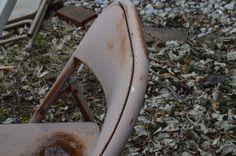 Rusty Ole Chair