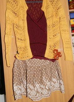 Kup mój przedmiot na #vintedpl http://www.vinted.pl/damska-odziez/inne-ubrania/9186559-spodniczka-bluzka-narzuta