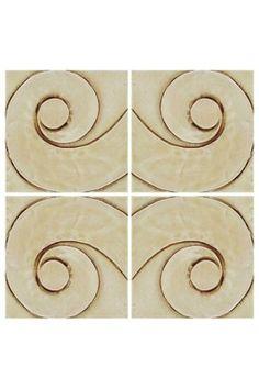 Swirl Plaques