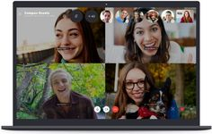 Skype expands group video calling to up to 50 users, surpassing FaceTime's limit Technology World, Latest Technology News, Futuristic Technology, Energy Technology, Technology Gadgets, Facebook Messenger, Microsoft, Linux, Conversation