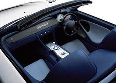 #Suzuki #C2 Concept: Seat View