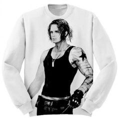 Bucky Barnes Custom Sweatshirt