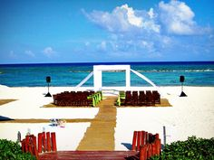 Grand Velas Riviera Maya Wedding At Cl Beach