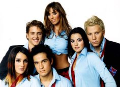 This is a soap opera called Rebelde, which means rebellious. It explained the struggles of teenagers going to an elite school that prevented that it made hard for them to have a normal teenage life. Like any other soap opera, this one had many plot twists and was very dramatic. Unlike Muslim culture where soap operas are not common, they make up a big part of my Mexican culture.