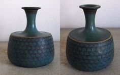 Stig Lindberg (Swedish, 1916-1982) | Studio Vases, 1950s-1970s, Gustavberg, Sweden)