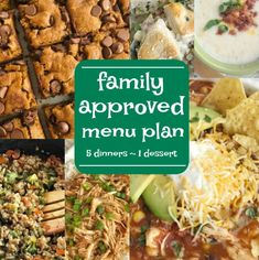 Familiengeprüfter Menüplan – Woche 15 Share all the delicious recipes! Family menu plan that everyone will love! Can Soup Recipe, Easy Soup Recipes, Turkey Recipes, Easy Dinner Recipes, Mexican Food Recipes, Rice Recipes, Homemade Spaghetti Meat Sauce, Taco Spaghetti, Spaghetti Casserole