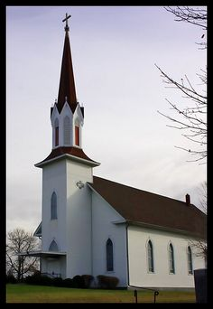 Join with all nature in manifold witness To Thy great faithfulness, mercy, and love. Abandoned Churches, Old Churches, Abandoned Cities, Abandoned Mansions, Religion, My Father's House, Old Country Churches, Church Pictures, Take Me To Church