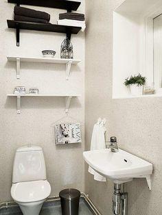 trucos para decorar baños pequeños
