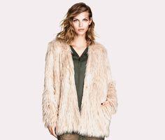 Fake fur, H&M
