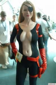 Cosplay costume hot