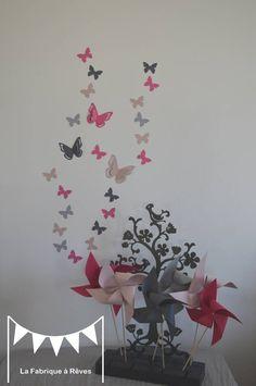 37 meilleures images du tableau d coration chambre enfant fille rose poudr gris dusty rose. Black Bedroom Furniture Sets. Home Design Ideas