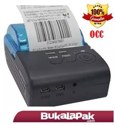 Printer Blutooth KASIR LOKET PPOB Mobile Murah Thermal POS Printer