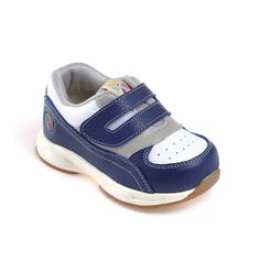 """Caroch   Rex   Toddler Boys Sneakers """"Rex"""" is a funky sneaker option that can be worn with jeans or a cool tracksuit – a multi-purpose pair of boys shoes!"""