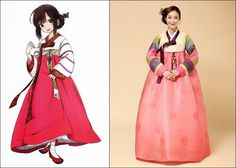 Hanbok (한복) : Korean Traditional Clothing