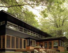 Altius Architecture Inc. | Sandy Lake Cottage on http://www.arthitectural.com