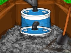 How to Construct a Small Septic System (with Pictures) - wikiHow