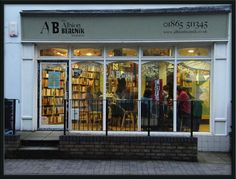 Albion Beatnik Bookstore Cafe   Flickr - Photo Sharing!