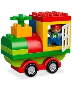Lego Duplo My First All-in-One-Box-of-Fun - Misc