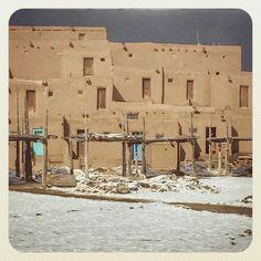 Taos Pueblo New Mexico EE14E | by Dallas Photo Today