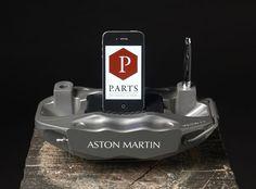 Aston Martin iPod / iPhone Dock