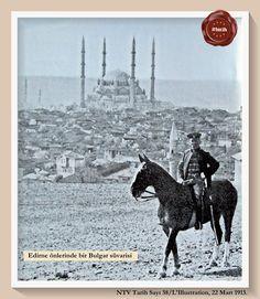 104 yıl önce bugün, 26 Mart 1913'de Edirne işgal edildi. 21 Temmuz 1913'te geri alınacak Türk şehrinin sokakları Bulgar ve Sırp askerleriyle dolmuştu.