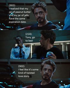 Tony Stark is the best.