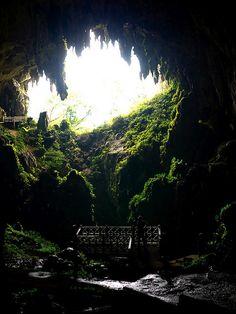 Fairy Caves, Kuching, Sarawak, Borneo