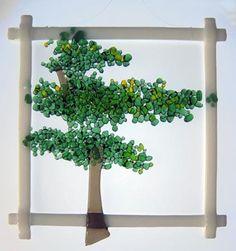 Fused Tree & border