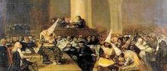 Goya. La inquisicion
