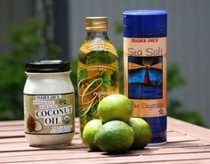 Cook Play Explore: Coconut Lime Sea Salt Scrub and More Kitchen Gifts for Teachers & Moms