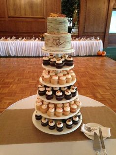 wedding cake bakeries in rockford illinois custom five tiered wedding cake with buttercream rosettes 21857