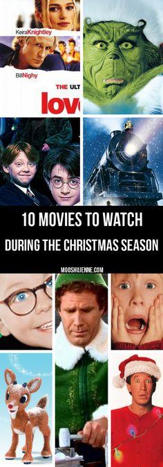 10 Movies To Watch D