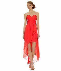 Party long dresses juniors