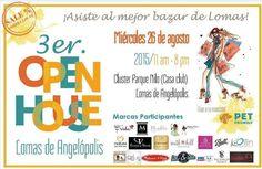 Este miércoles 26 de Agosto asiste al mejor Bazar de Lomas de Angelópolis!!