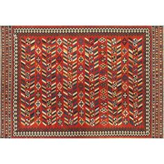 Image of Apadana Turkish Kilim - 7' X 10'1""