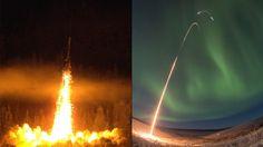 """NASA wystrzeliła rakietę w zorzę, by sprawdzić, jak """"rozgrzewa"""" ona atmosferę. http://tvnmeteo.tvn24.pl/informacje-pogoda/ciekawostki,49/nasa-wystrzelila-rakiete-w-zorze-by-sprawdzic-jak-rozgrzewa-ona-atmosfere,156900,1,0.html"""