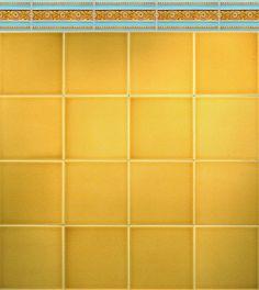 GOLEM Kunst und Baukeramik GmbH | Verlegebeispiel F 10.575 | Golem – In Handarbeit gefertigt. #Shower #Kitchen #Bathroom #Architecture #ArtNouveau #ArtDeco #Design #Tiles #Interior #ceramics #OldTiles #AlteFliesen #NeuesdurchTradition #GOLEMtiles #Architecturalceramics  http://www.golem-baukeramik.de https://www.facebook.com/GOLEMceramics/ https://www.instagram.com/golembaukeramik/