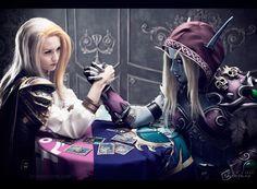 World of Warcraft: Alliance vs Horde by ver1sa on DeviantArt