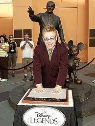 Elton John to Perform at Disneyland