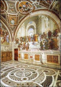 Vatican Museum, Vatican City                                                                                                                                                                                 More