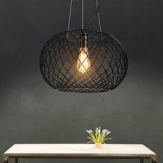 Max 60W Lámparas Colgantes , Retro Pintura Característica for Los diseñadores MetalDormitorio / Comedor / Cocina / Habitación de 4930589 2017 – €122.49