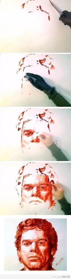 blood dexter