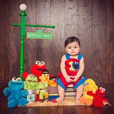 Sesame Street Party Ideas & Games - by a Professional Party Planner