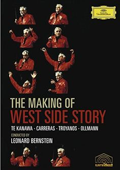 The Making of West Side Story - Leonard Bernstein Univers...