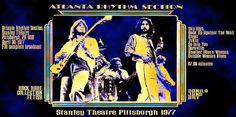 ATLANTA RHYTHM SECTION - Stanley Theatre Pittsburgh PA 30 April 1977 ARTISTIC COVER Of DANILO JANS ART Dal sito ROCK RARE COLLECTION FETISH https://rockrarecollectionfetish.blogspot.it/ e DANILO JANS ART http://danilojansart.blogspot.it/ Works of Danilo JANS executed in mixed media . Visionary artist and surrealist Italian , creates his works thanks to a connection with parallel universes. Danilo Jans was born in 1957 and lives in Pont Saint Martin in the Aosta Valley ( Italy )