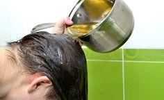 Intenzívna farba vlasov bez chemického farbenia! Zbavila som sa vyšednutých prameňov a teraz sa ich zbavte aj vy | Báječný život