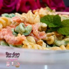 Cream Cheese Pasta recipe by Fatima A Latif
