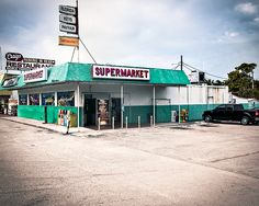 Supermarket Florida Keys  #fromthearchives #florida #2014 #keys #floridakeys #miami #travel #supermarket #miamivice #green #turk #colorful