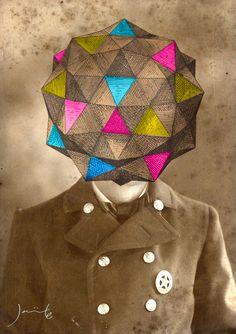 Poliedro (collage)